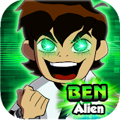 👽 Ben Super Ultimate Alien Transform