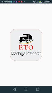 RTO - Madhya Pradesh - náhled