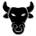 Black-PD Icon Pack icon