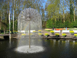Photo: #015-Le parc floral du Keukenhof.