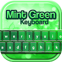 Verde Menta Temas de Teclado icon