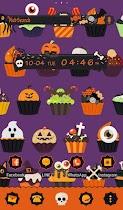 Halloween Cupcakes  Theme - screenshot thumbnail 05