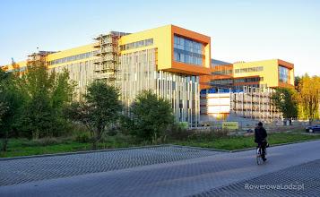 Photo: Nowy budynek filologii UŁ