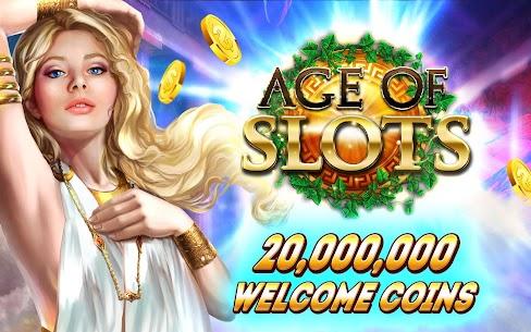 Age of Slots Best New Hit Mod Apk (Unlimited Bonus Wheel Spin) 6