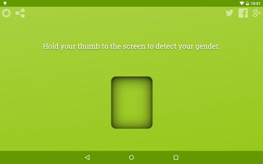 玩免費娛樂APP|下載性別檢測儀 app不用錢|硬是要APP