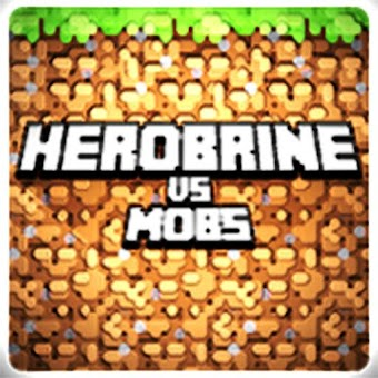 Herobrine vs Mob Craft PE Free