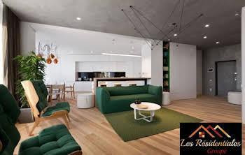 Appartement 5 pièces 145,3 m2