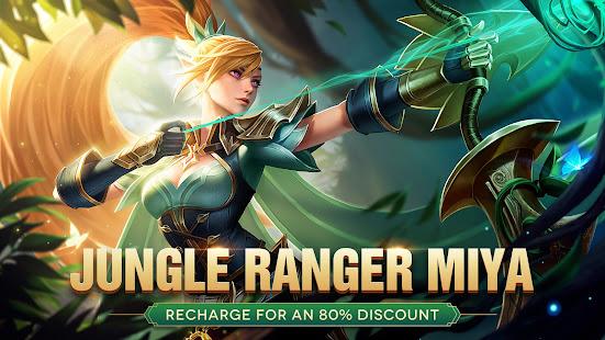 Mobile Legends: Bang Bang 1.4.87.5292 APK + Mod (Unlimited money) for Android