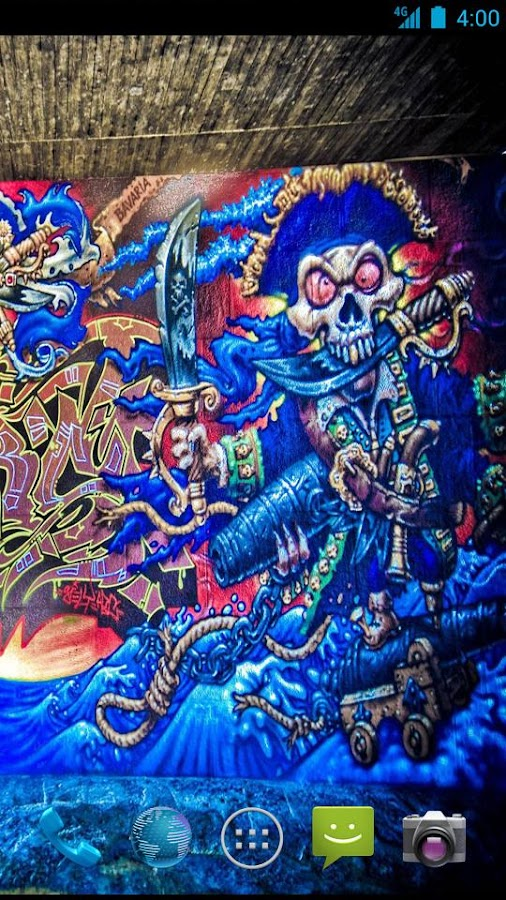 Graffiti Wallpapers Android Apps On Google Play