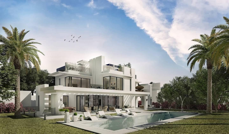 Chalet avec terrasse Benahavís