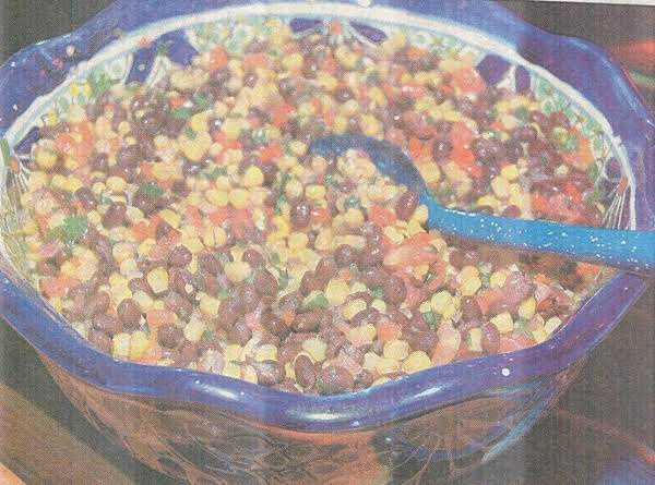 Black Bean And Corn Salsa