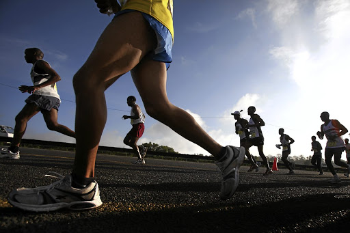 Running should not be expensive, says the writer.