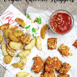 Vegan Tofu 'Chicken' Nuggets Recipe