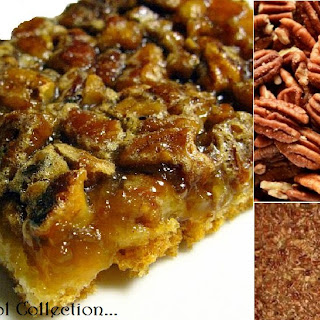 Pecan Pie Squares Recipes