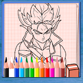 DBS Coloring Pages