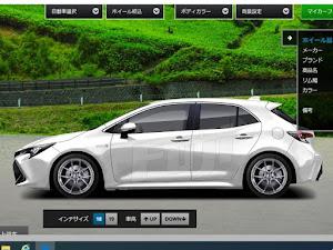カローラスポーツ ZWE211H のカスタム事例画像 Re:Sakuraさんの2020年03月26日23:58の投稿
