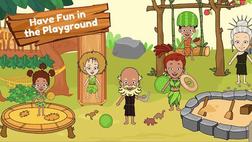My Dinosaur Town - Jurassic Caveman Games for Kids 3.1 Screenshots 6