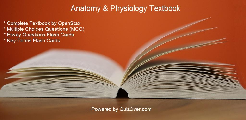 Download Anatomy & Physiology Textbook , MCQ & Test Bank APK latest ...
