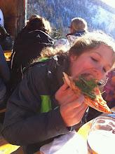 "Photo: Felix hat Hunger, wie immer ""Schnappskurve"""