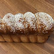 Loaf of Egg Bread