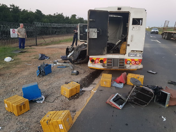 Mpumalanga cash-in-transit robbery was well planned.