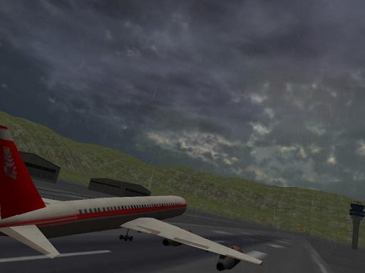 Airplane Simulator 3D