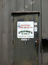 Photo: Pathfinder Tree Service, LLC in Norwood, MA proudly displaying their BBB Accreditation