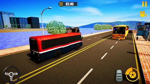 Tourist Bus Simulator River Bus Driving Game 2019 1.0.3 screenshots 4