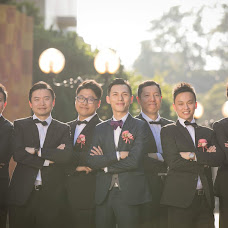 Wedding photographer David Chow (davidchow). Photo of 17.06.2019