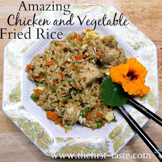 Bell Pepper Fried Rice Recipes
