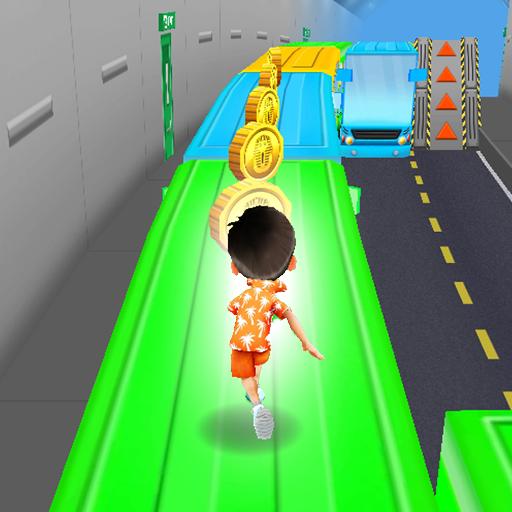 Train Surfers : Subway Boy Run (game)