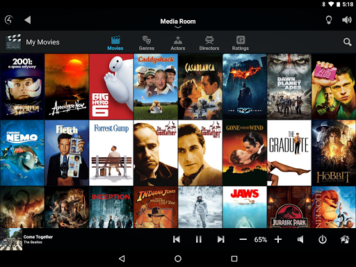 Control4u00ae for Android  screenshots 9