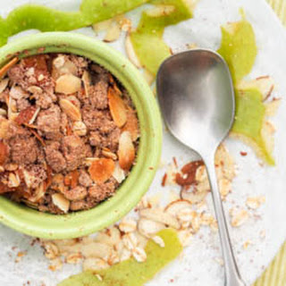 Vegan Apple and Butternut Squash Crumble {Gluten-Free} Recipe