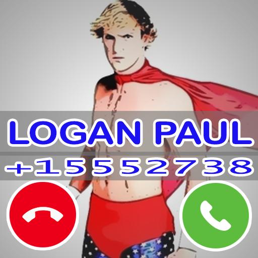Fake Logan Paul Phone Call Prank Simulation