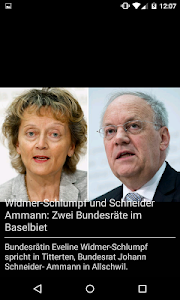 bz Basellandschaftliche News screenshot 3