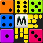dominos mesclados