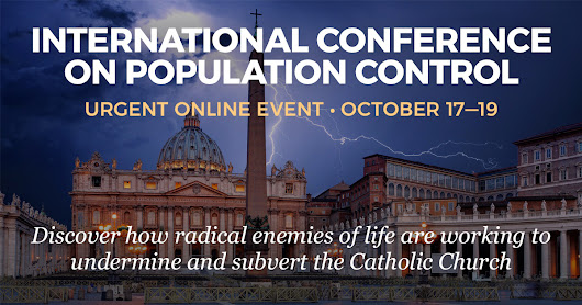 URGENT: Online Catholic Conference