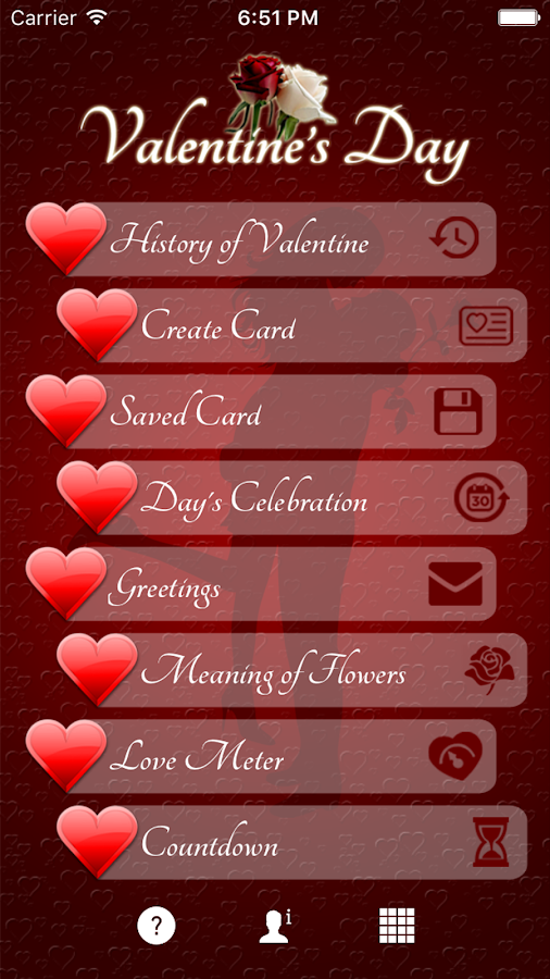 Valentines Cards Maker SMS Android Apps on Google Play – Valentine Cards History