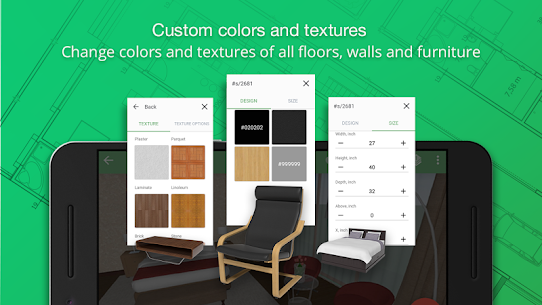 Planner 5D – Home & Interior Design Mod Apk (Unlocked All Items) 1.24.6 4