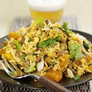 Indian Jewelled Rice.