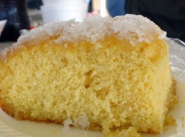 Upside Down Coconut Cake Recipe