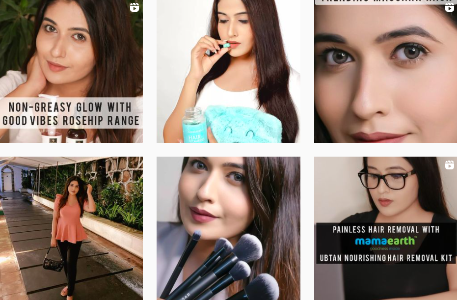 Ritu Chauhan | Instagram Influencers in India