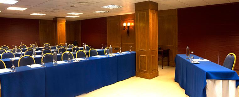 Salones eventos Hotel Antequera