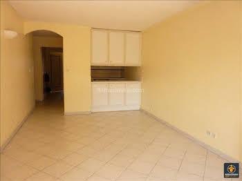 Appartement 2 pièces 41,85 m2