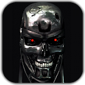 Iron Robot 3D Live Wallpaper icon