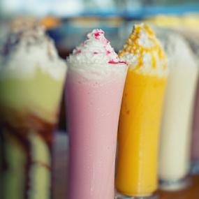 MILKSHAKE  by Muhammad Fadhil - Uncategorized All Uncategorized ( milkshake, shake, fruits, milk, iced )