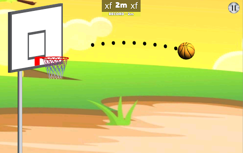 BasketBall Hoop Shoot