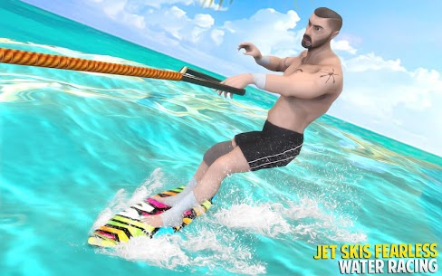 Jet Ski Racing: Water Surfing Sport Games 1