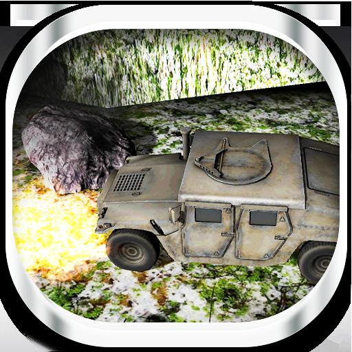軍事爬坡3D遊戲 賽車遊戲 App LOGO-硬是要APP