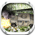 Military Hill Climb Gioco 3D